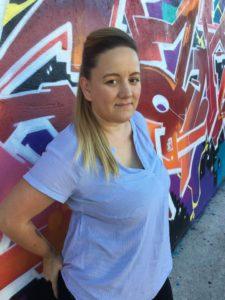 Lydie Brunin, candidate de notre liste se présente