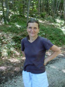 Elke Mallem, candidat de notre liste,  se présente