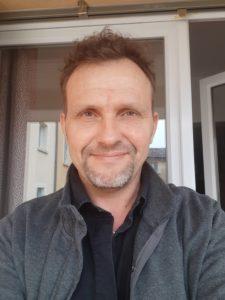 Michaël Trovalet,  candidat de notre liste se présente