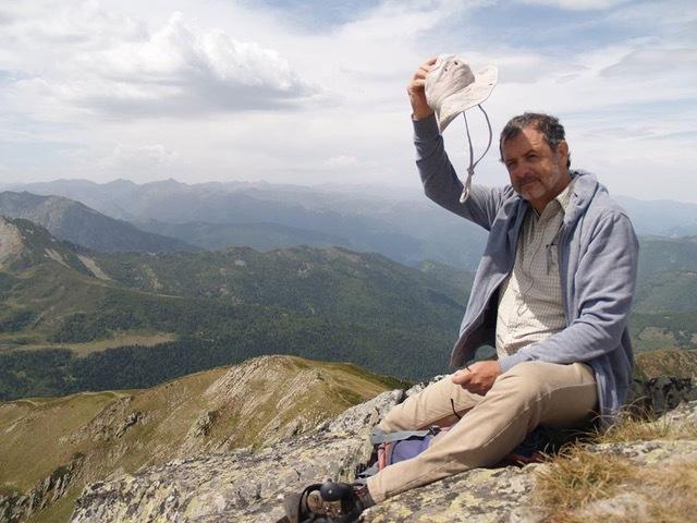 Gérard Roux candidat sur notre liste se présente