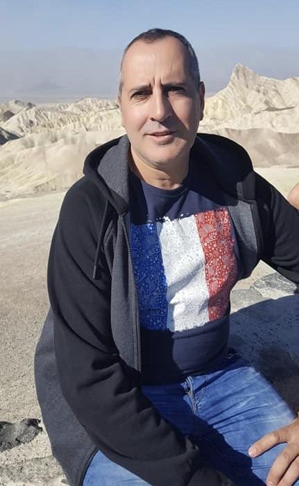 Emmanuel Ortiz candidat sur notre liste  se présente