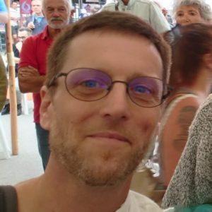 Nicolas Gangloff, candidat de notre liste, se présente