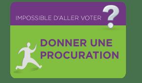 Procuration de vote